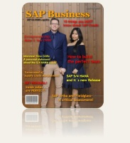 Magaine Cover Webpage