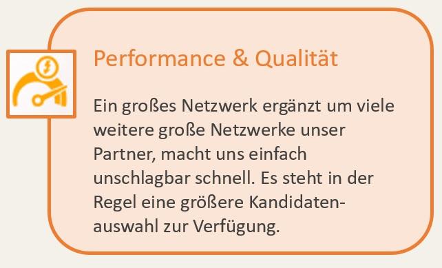 Performance und Optimierung