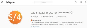 SAP S/4HANA und ERP Sales, Reselleing, Social Media Marketing etc.