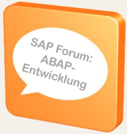 Forum ABAP Entwicklung