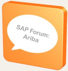 Forum Ariba