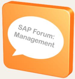 Forum Management