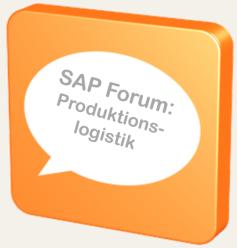 Forum Produktionslogistik