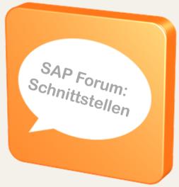 Forum Schnittstellen