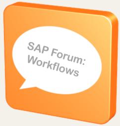 Forum Workflows