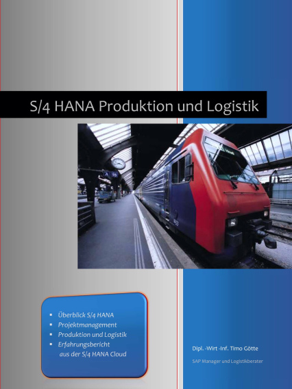 SAP S/4HANA Logistikbuch