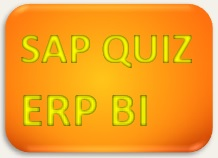 SAP Quiz BI