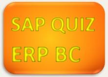 SAP Quiz ERP BC