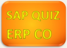 SAP Quiz ERP CO