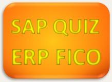 SAP Quiz ERP FICO
