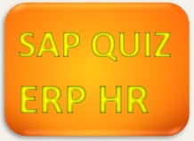SAP Quiz ERP HR
