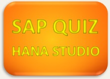 SAP Quiz HANA Studio