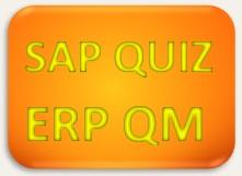SAP Quiz QM
