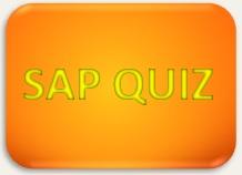 SAP Quiz