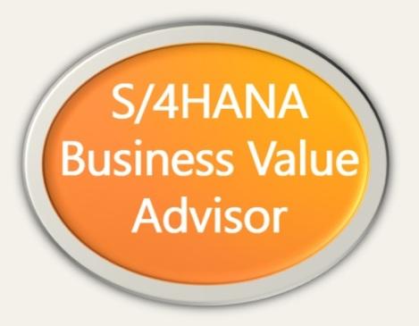 SAP S/4HANA Business Value Advisor Mehrwert Neuerungen